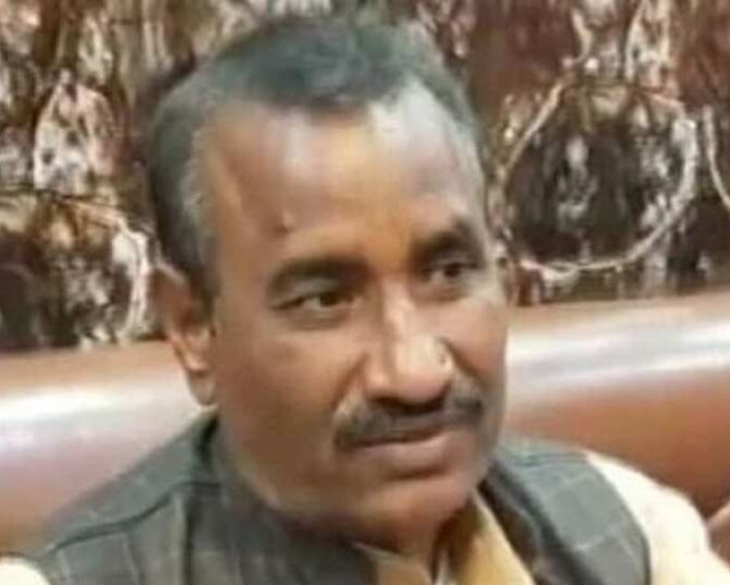 UP BJP MLA booked for raping woman