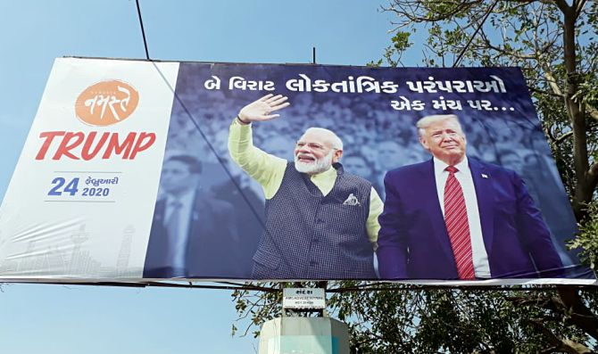 How Gujarat plans to welcome Donald and Melania
