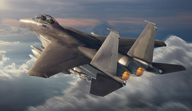 Boeing wants to sell world's fastest fighter jet to IAF