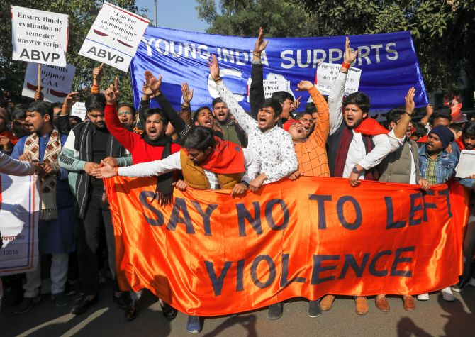 How ABVP changed from teacher's pet to campus 'bully'