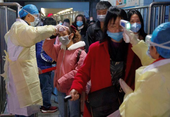 coronavirus declared global health emergency as death toll