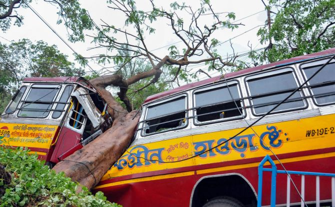 72 dead as Super Cyclone Amphan devastates Bengal
