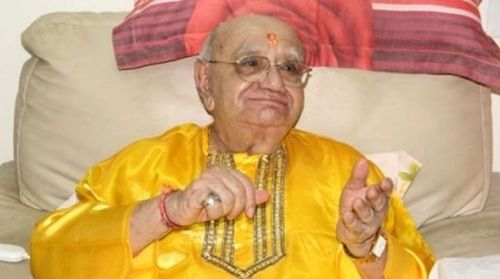 Astrologer Bejan Daruwalla passes away