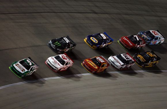NASCAR Nationwide Series O'Reilly Auto Parts 300 at Texas Motor Speedway
