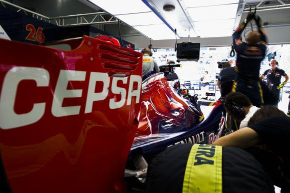 Formula One last admitted new teams in 2010