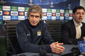 UEFA charges apologetic City boss Pellegrini
