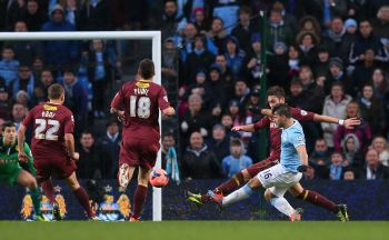FA Cup: Aguero saves City from Cup shock, Liverpool advance