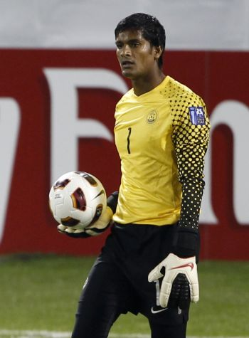 Rediff Sports - Cricket, Indian hockey, Tennis, Football, Chess, Golf - India 'keeper Subrata Paul opts for 'B' sample after failing dope test