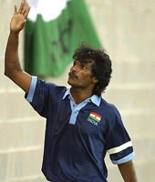 Dhanraj Pillay