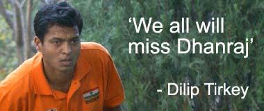 Dilip Tirkey