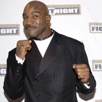Spreading love and forgiveness: Evander Holyfield