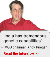 IMGB chairman Andy Krieger