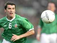 Ireland's Roy Keane