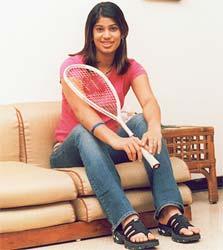 Joshna Chinnappa