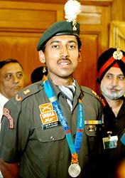 Major Rajyavardhan Singh Rathore