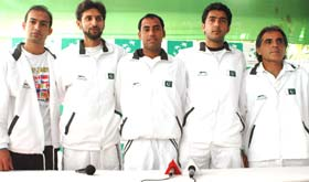 Pakistan Davis Cup Team