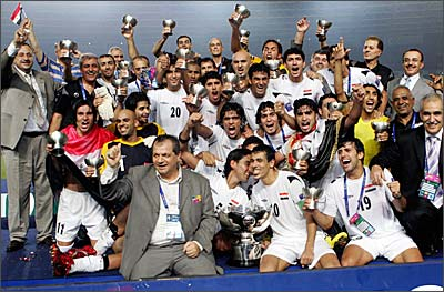 Iraq asian cup