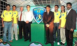 Mumbai FC launch