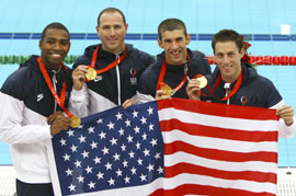The victorious US team