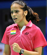 national player saina nehwal youtube