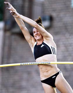 Yelena Isinbayeva