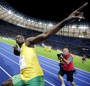 Bolt's record could last long