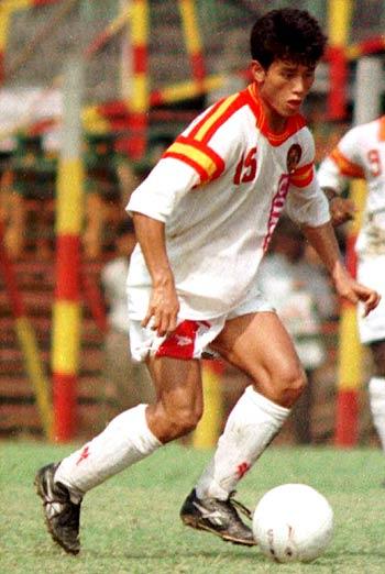 Bhutia: the face of Indian football