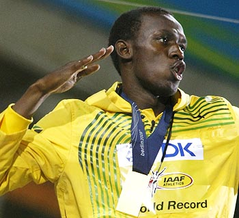 I am so tired, I am dying: Bolt
