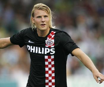 Ola Toivonen of PSV