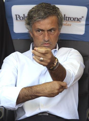 jose mourinho coaching. Jose Mourinho