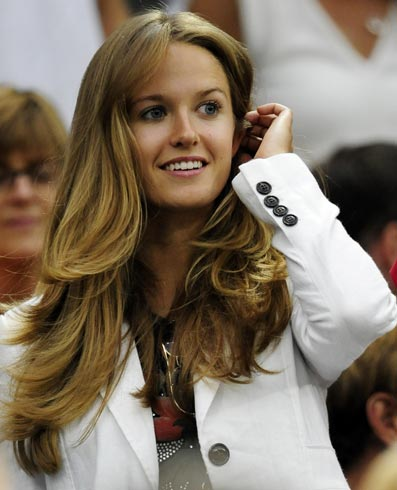 Kim Sears, girlfriend of Andy Murray