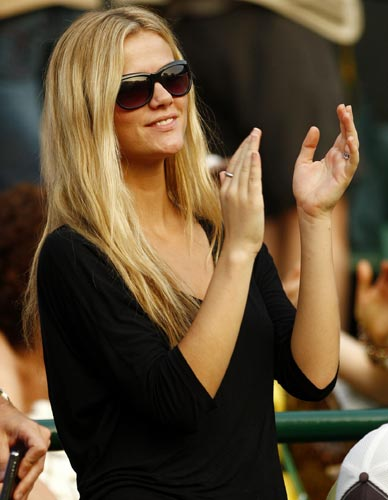 Brooklyn Decker, wife of Andy Roddick