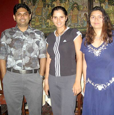Sania Mirza