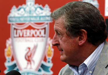 Liverpool's manager Roy Hodgson