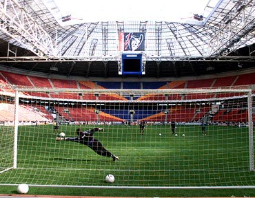 The Amsterdam Arena stadium