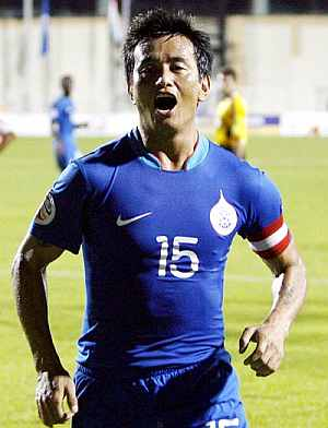 Bhaichung Bhutia