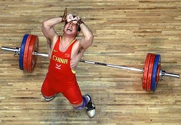 China's Lu Yong