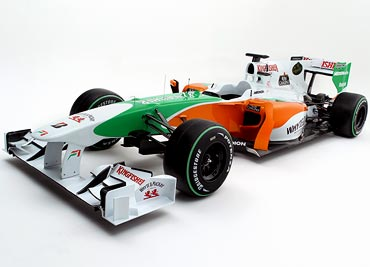 'Force India have stability now'