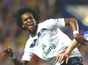 Everton's Jo