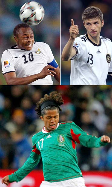 FIFA's best young players