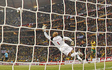 Ten memorable goals of the World Cup