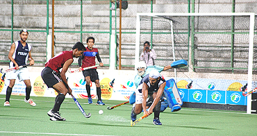 action in the Punjab goal
