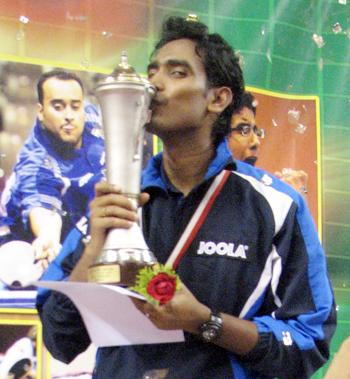 Achanta Sharath Kamal