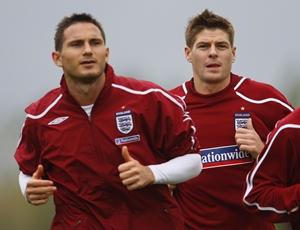 Lampard and Gerrard