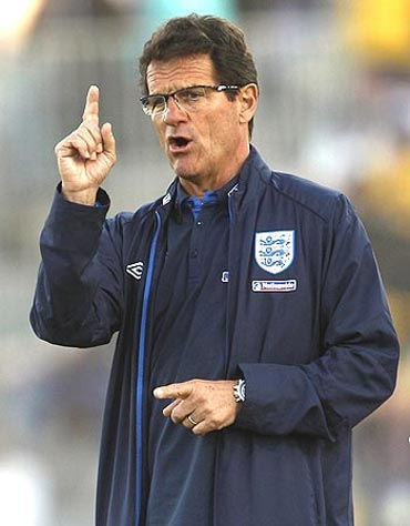 Fabio Capello was a part of Italy's 1974 World Cup side
