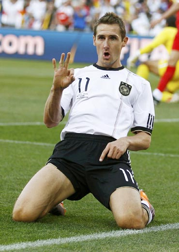 Miroslav Klose feels technology should be used
