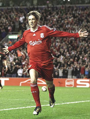 Liverpool's mainstay Fernando Torres