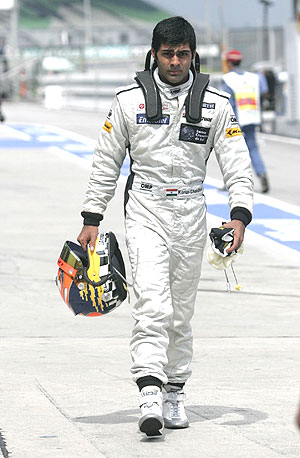 karun chandhok