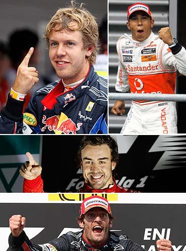 Formula One's title battle