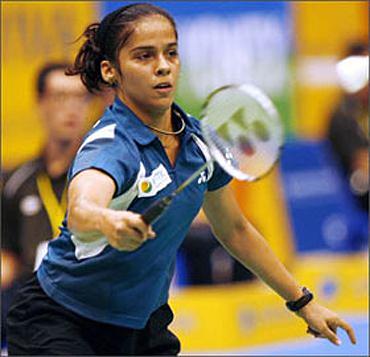 Saina Nehwal